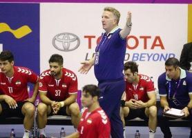انتقاد شدید سرمربی تیم ملی هندبال از سبک بازی تیم بحرین