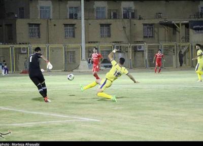 لیگ دسته اول فوتبال، انتها صدرنشینی اکسین با شکست مقابل مس کرمان