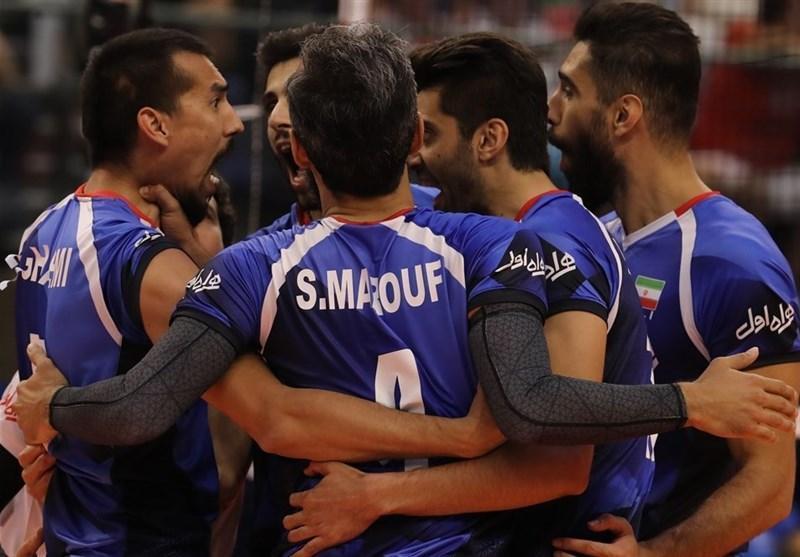 از بلغارستان، برتری مقتدرانه تیم ملی والیبال ایران مقابل بلغارها
